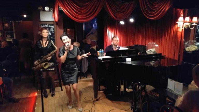 ZANGVAKANTIE – Jazz Singers Trip New York – 6 t/m 12 (13) mei 2020